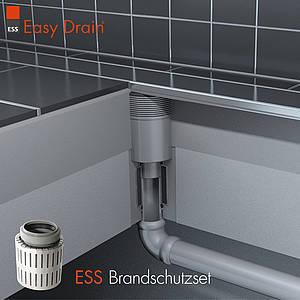 shk journal ess duschrinne brandschutzset f r duschrinnen und bodenabl ufe. Black Bedroom Furniture Sets. Home Design Ideas