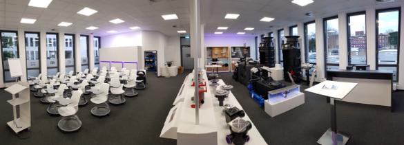 SHK-Journal: KESSEL eröffnet neues Kundenforum in Dortmund